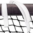 Alumagoal Hook & Loop Net Straps (24/set) White only