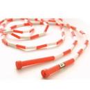 US Games 10' Segmented Skip Rope Red/White
