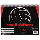 SCORE RIGHT Volleyball Scorebook only