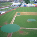 BSN Sports U-Lite Field Cover-26' Circ Home Plate - 26' Circular Home Plate Cover only