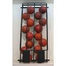 BSN Sports Wall Mounted Ball Locker - Double