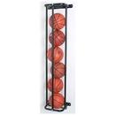 BSN Sports Wall Mounted Ball Locker - Single