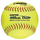 Worth 47/525 Synthetic Blue Dot SFB-12