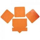 BSN Sports Orange Throw Down Bases-5 Piece only