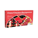 PRESSMAN TOY Chess/Checkers/Backgammon Set only