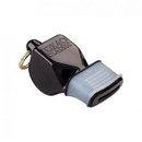 Fox 40 Fox 40 Whistle Classic Black with Mouth Grip