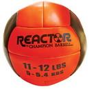 Champion Barbell Medicine Ball 11-12lb - Orange