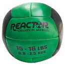 Champion Barbell Medicine Ball 15-16lb - Green