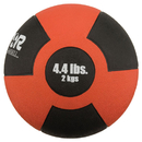 Champion Reactor Rubber Medicine Ball - 4.4 lb. - Red only