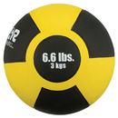 Champion Reactor Rubber Medicine Ball - 6.6 lb. - Yellow only