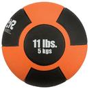 Champion Reactor Rubber Medicine Ball - 11 lb. - Orange only