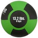 Champion Reactor Rubber Medicine Ball 13.2 lb. - Green only