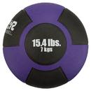 Champion Reactor Rubber Medicine Ball - 15.4 lb. - Purple only