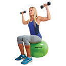 BSN Sports Reactor by Champion Barbell Core Stability Balls