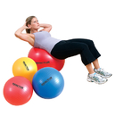 BSN Sports Core Stability Balls - 75cm - Red only