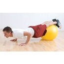 BSN Sports Anti Burst Fitness Balls - 65cm Yellow only