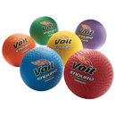 Voit 8 1/2&Quot; Enduro Series Playground Balls Prism Pack - Prism Pack only