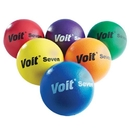 "Voit Soft-Low Bounce Tuff Balls - 7"" ""Seven"" (Prism Pack) only"
