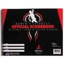 Bsn Women'S Lacrosse Scorebook only