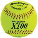 """MacGregor X52RE ASA Slow Pitch 12"""" - Synthetic Cover only"""