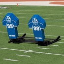 Varsity M-Series Blocking Sleds 7-Man with Custom Cone Pads only