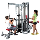 Wilder Fitness Champion Barbell 4-Way Multi-Station
