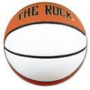 Lids Team Sports The Rock® Autograph Basketball