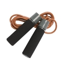 Champion Barbell Champion Barbell 9.5 ft. Leather Jump Rope