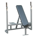 Champion Barbell Champion Barbell Incline Weight Bench with Spotter Platform