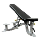 BSN Sports Wheeled Adjustable Weight Bench