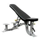 BSN Sports Wheeled Adjustable Weight Bench