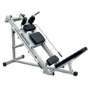 Champion Barbell Power Ram Sled Hack-Machine/Leg Press
