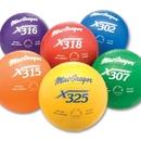 MacGregor 91300 Multicolor Volleyballs Prism Pack - Prism Pack only