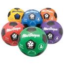 MacGregor Multicolor Soccerballs
