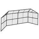 BSN Sports Chain Link Backstop-20' w/Hood & Wings only