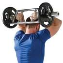 Champion Barbell Champion Barbell Chrome Olympic-Style Tricep Bomber