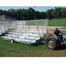 GT Grandstands 5 Row 70 Seat Transport Pref Bleacher