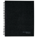 Mead Cambridge Limited Hardbound Business Notebook with Pocket (06100)