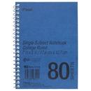Mead Spiral Notebook, DuraPress Cover (06542)