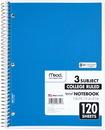 Mead Spiral Notebook (06710)