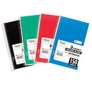 Mead Spiral 3 Subject Notebook (06900)