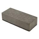 Quartet Foam &Amp; Felt Magnetic Board Eraser, 2