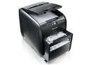 Swingline Stack-and-Shred 80X Auto Feed Shredder, Cross-Cut, 80 Sheets, 1 User, 1757574C