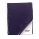 GBC Regency Premium Presentation Covers, Round Corners, Navy, 50 Pack, 2001711P