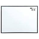Quartet Magnetic Dry-Erase Board, 3' X 2', Anodized Aluminum Frame, 21502