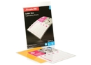 Swingline GBC SelfSeal Self-Adhesive, Single-Sided Laminating Sheet, Letter Size, Glossy, 3 Mil, 10 Pack, 3747308C