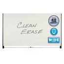 Quartet Evoque Magnetic Glass Dry-Erase Boards, 50