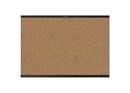 Quartet Prestige 2 Magnetic Cork Bulletin Board, 3' x 2', Black Finish Aluminum Frame, MC243BP2