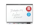 Quartet Prestige 2 DuraMax Porcelain Magnetic Whiteboard, 6' x 4', Graphite Finish Frame, P557GP2