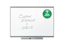 Quartet Prestige 2 Total Erase Whiteboard, 4' x 3', Graphite Finish Frame, TE544GP2